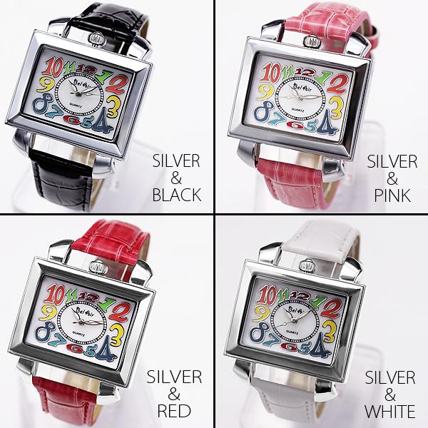 【シェル文字盤を使用!】★トップリューズ式ミディアムフェイス腕時計 OSD17-S3