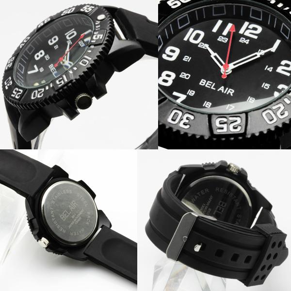 【ミリタリーシリーズ】★ミリタリー・ビッグフェイス腕時計 OSD291