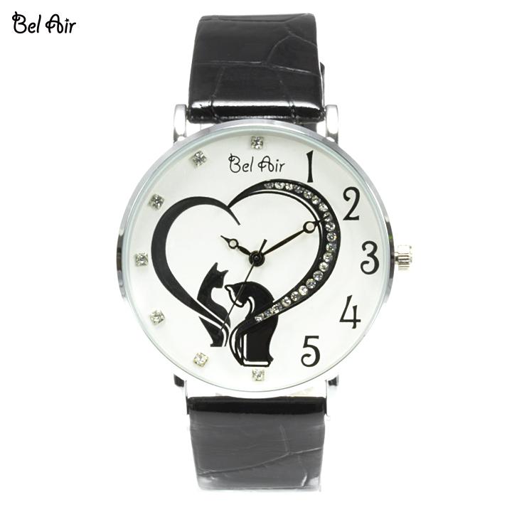 【レディース仕様】★ハートモチーフ レディース腕時計 OSD40【BOX・保証書付】5
