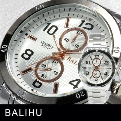 【メンズ仕様】★Bel Air Collection メンズ腕時計 DP5WH-L 【BOX・保証書付】1