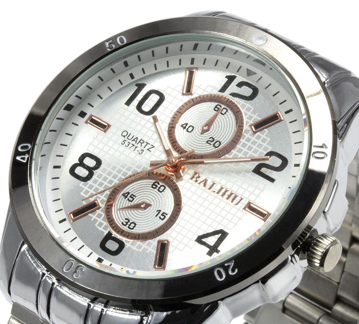 【メンズ仕様】★Bel Air Collection メンズ腕時計 DP5WH-L 【BOX・保証書付】3