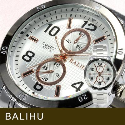 【ユニセックス仕様】★Bel Air Collection レディース腕時計 DP5WH-S 【BOX・保証書付】