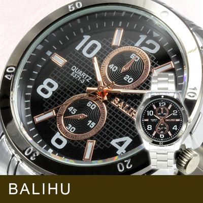 【ユニセックス仕様】★Bel Air Collection レディース腕時計 DP5BK-S 【BOX・保証書付】