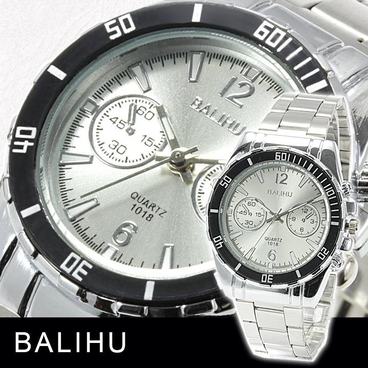 【Bel Air collection】★マルチファンクション メンズ腕時計 DP7-L【BALIHU】1