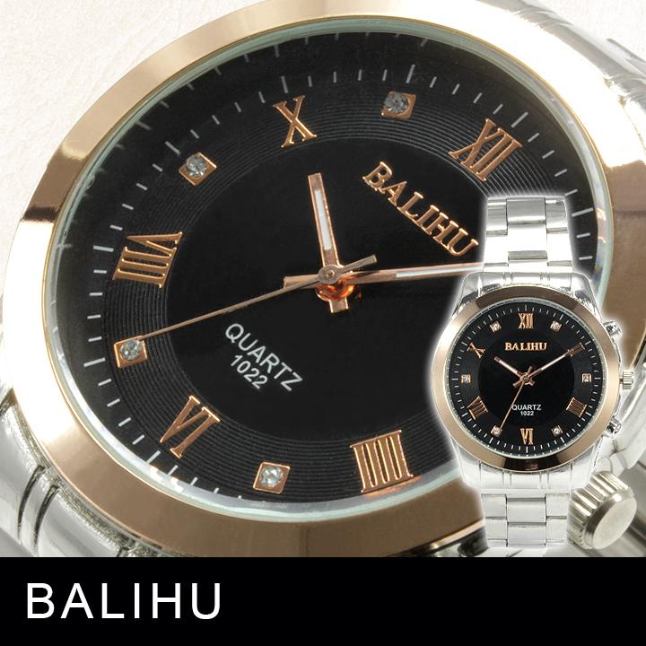 【Bel Air collection】★マルチファンクション メンズ腕時計 DP8-L【BALIHU】1