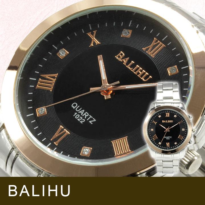 【Bel Air collection】★マルチファンクション メンズ腕時計 DP8-S【BALIHU】