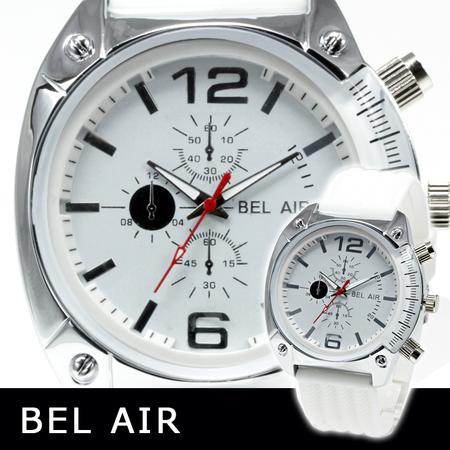 【Bel Air collection】マルチファンクション メンズ腕時計 LY11
