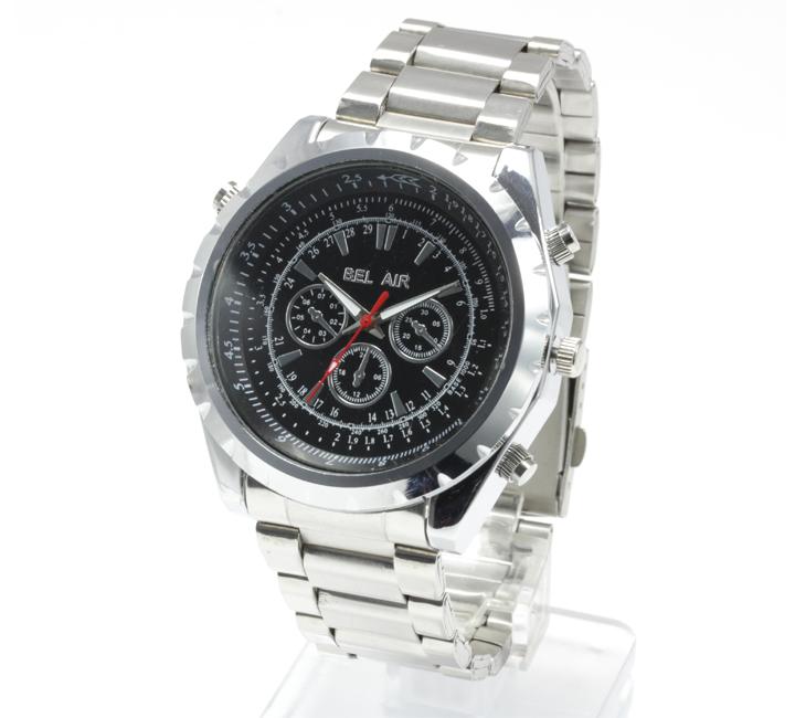 【ビッグフェイス】マルチファンクション メンズ腕時計 LY2 【Bel Air collection】3