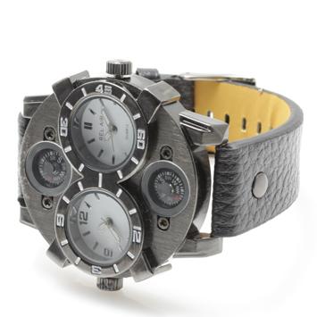 【コンパス搭載】マルチファンクション メンズ腕時計 SL1 【Bel Air collection】1