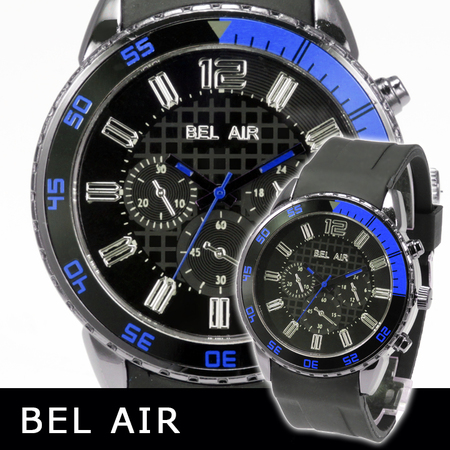 【ビッグフェイス】メンズ腕時計 LY3【Bel Air collection】1