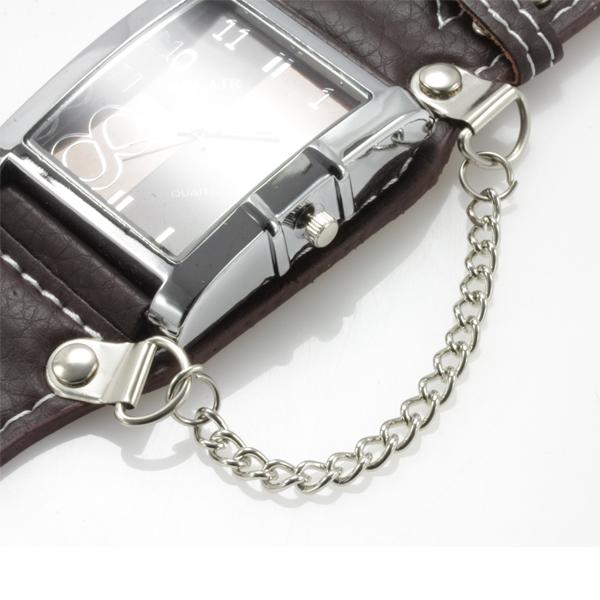 【スクエアフェイス】 メンズ腕時計 WC1【Bel Air collection】3