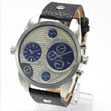【コンパス搭載】マルチファンクション メンズ腕時計 SL4 【Bel Air collection】2