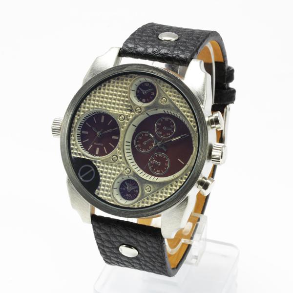 【コンパス搭載】マルチファンクション メンズ腕時計 SL4 【Bel Air collection】3