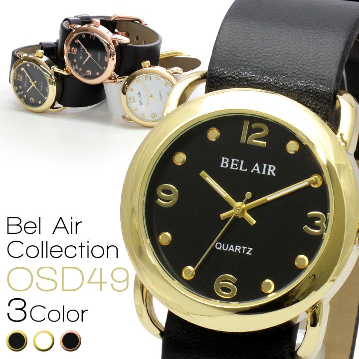 【レディース仕様】★キュートでカジュアルな仕上がり レディース腕時計 OSD491
