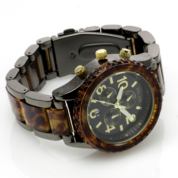 【Bel Air collection】 ★マルチファンクション メンズ腕時計 OSD55 【左利きモデル】1